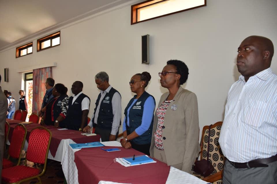 WHO Regional Director, Dr Matshidiso Moeti