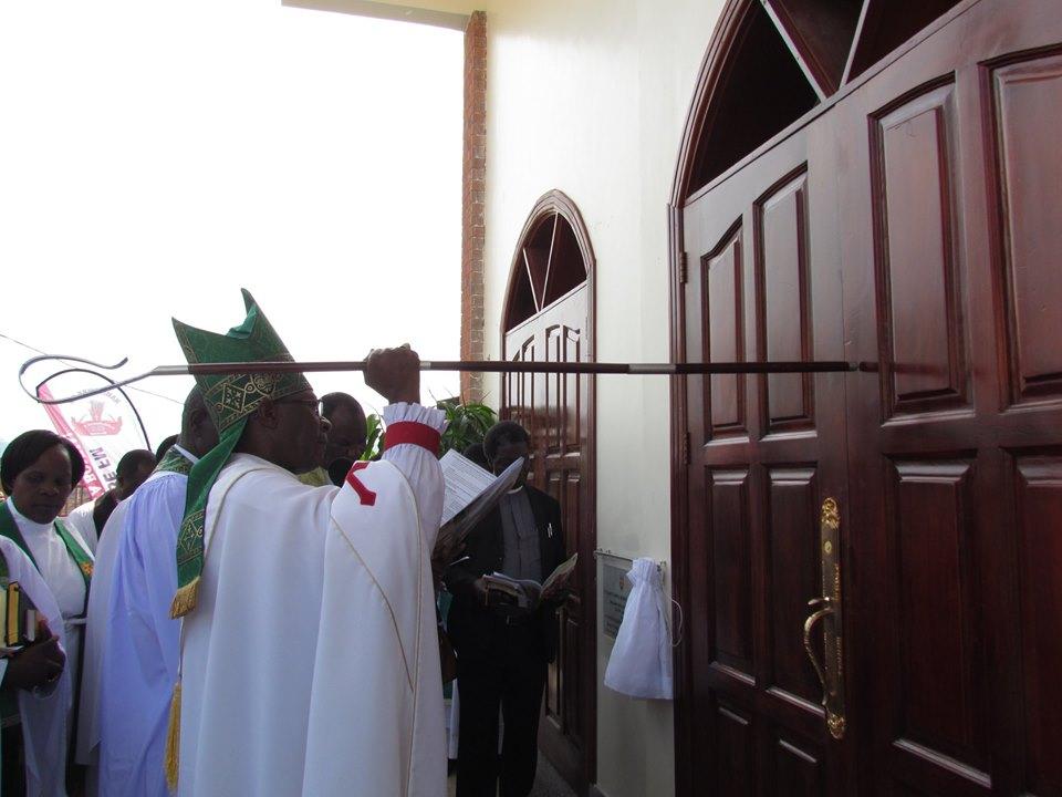 Bishop Wilberforce Kityo Luwalira