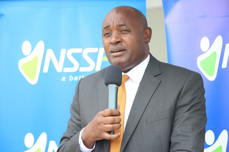 Chris Baryomunsi, state minister for housing