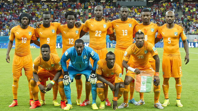 Ivory Coast has won two AFCON titles. (PHOTOS/AGENCIES)