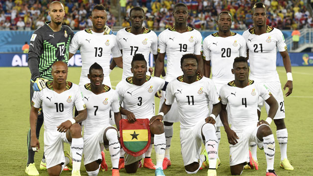 Ghana have won 4 AFCON titles with the last coming in 1982.