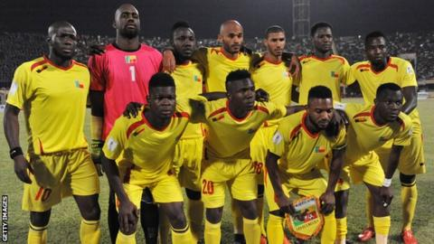 Benin will be featuring in their 4th AFCON tournament. (PHOTOS/AGENCIES)