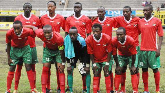 Burundi will be making their debut at the 2019 AFCON. (PHOTOS/AGENCIES)