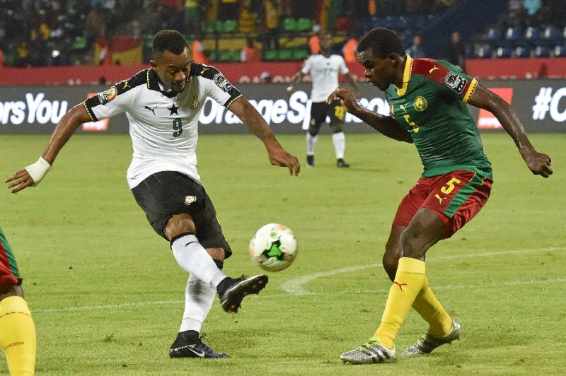 Cameroon are unbeaten in 4 AFCON games against Ghana. (PHOTOS/Agencies)