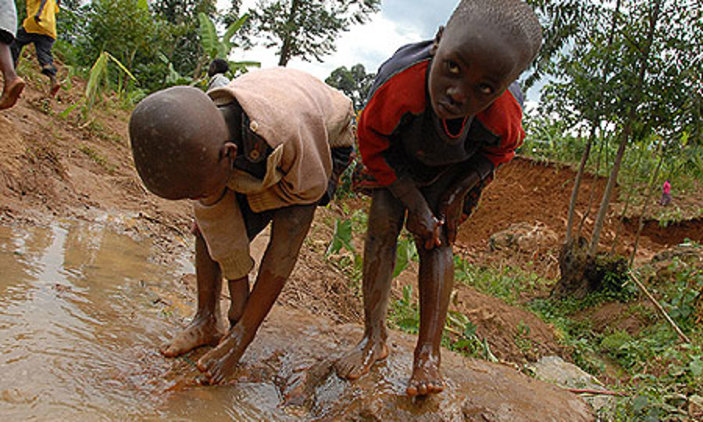 Ministry of health has confirmed three Cholera cases in Bududa. (PHOTO/File)