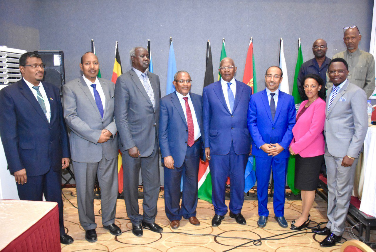Communiqué of the 67th extra-ordinary session of IGAD council of ministers on the situation in South Sudan