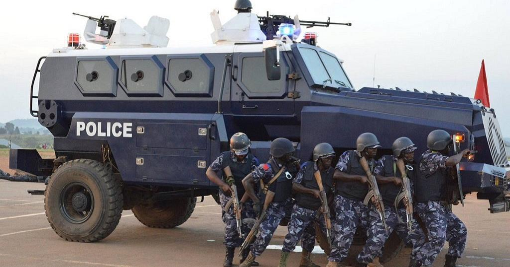 Uganda Police has cautioned the public to stay alert (PHOTO/File)