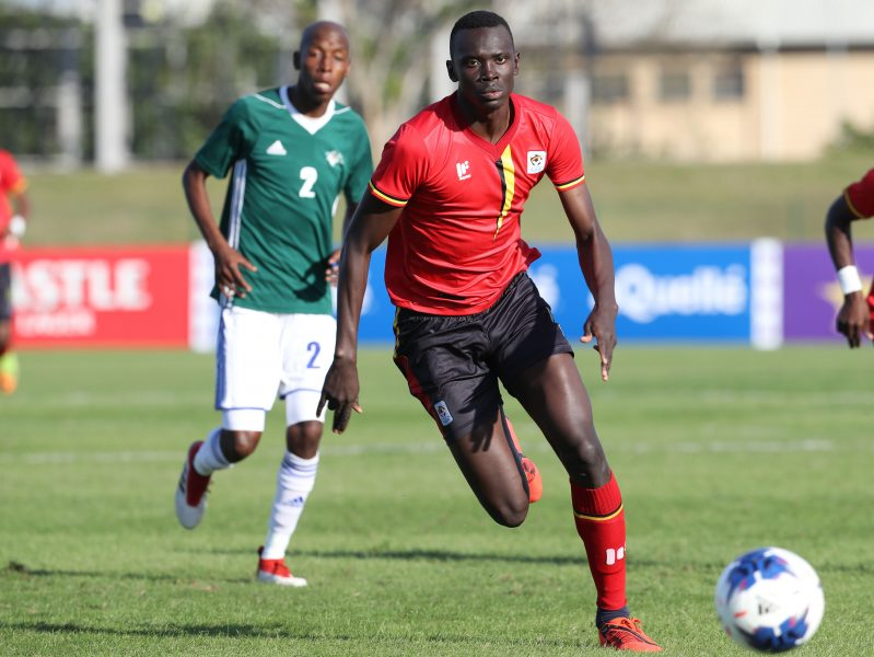 Uganda lost to Lesotho to fall into the Plate contest. (PHOTOS/FILE)