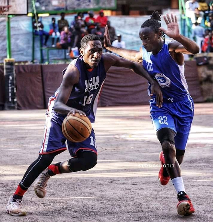 UCU defeated JKL 71-58 in the first round. (PHOTOS/FILE)