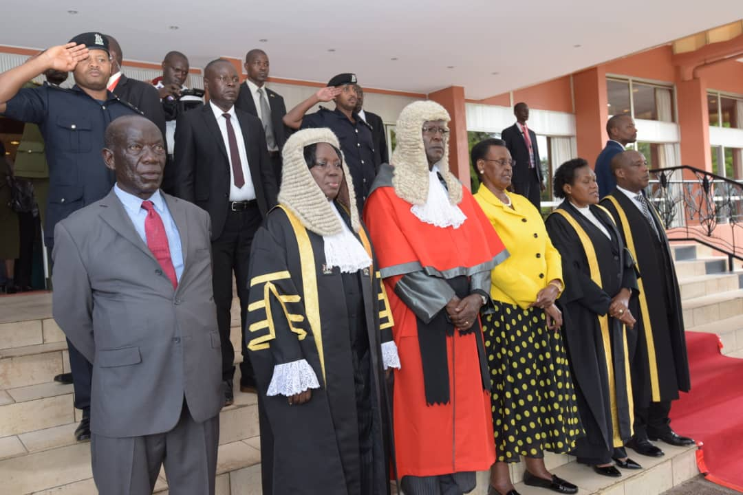 Speaker of Parliament Rebecca Kadaga has warned Minister against tabling shoddy bills to the house. (PHOTO/PML Daily)