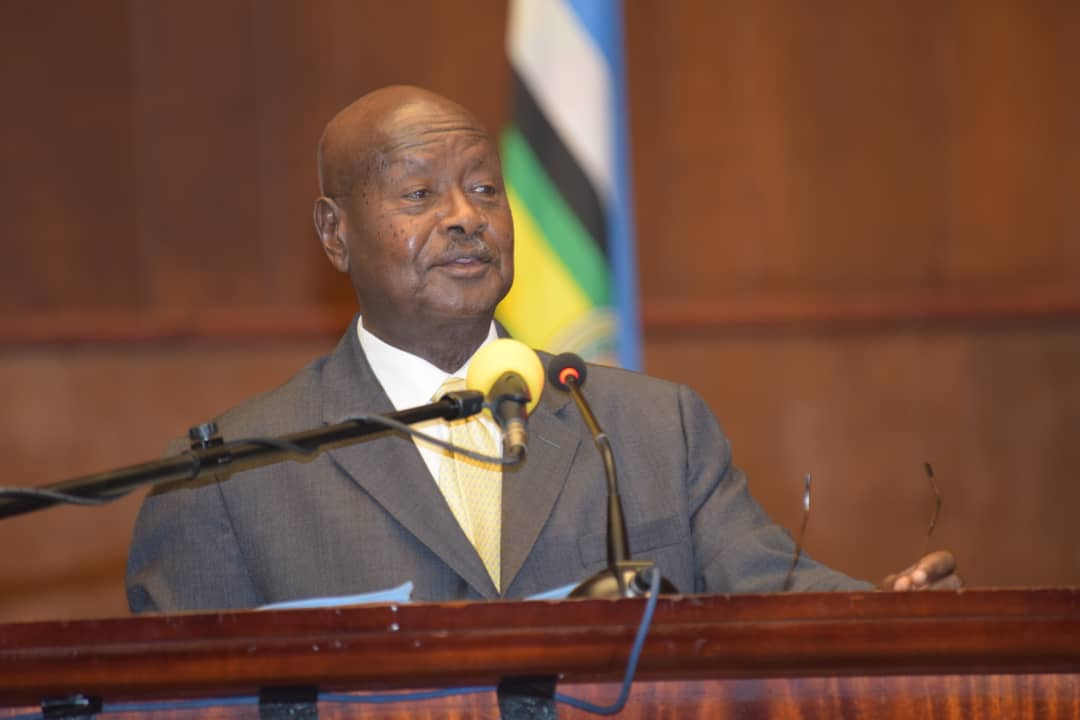 President Museveni has said that government has embarked on an ambitious plan to make tourism the all  time leading revenue generation. (PHOTO/File)