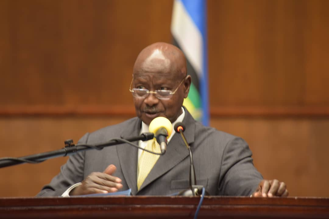 President Yoweri Museveni has said Uganda has completed plans to invest in nuclear energy. (PHOTO/PML Daily)