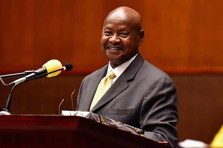 Court has dismissed case filed against President Yoweri Museveni over the 'Another rap' song citing they have no mandate.   (PHOTO/File)