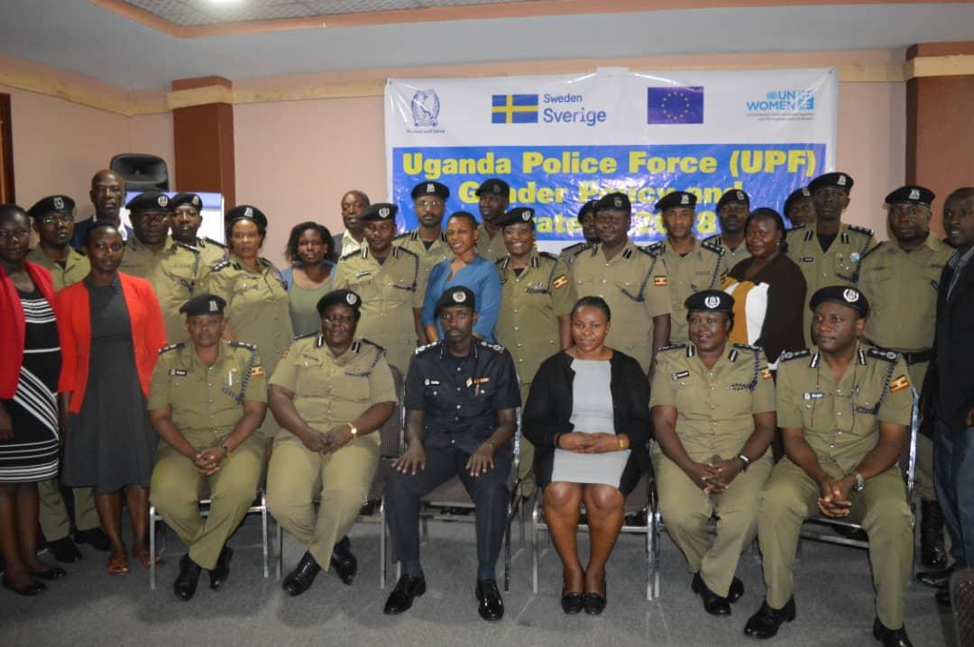 Deputy Inspector General of Police Major General Sabiiti Muzeyi