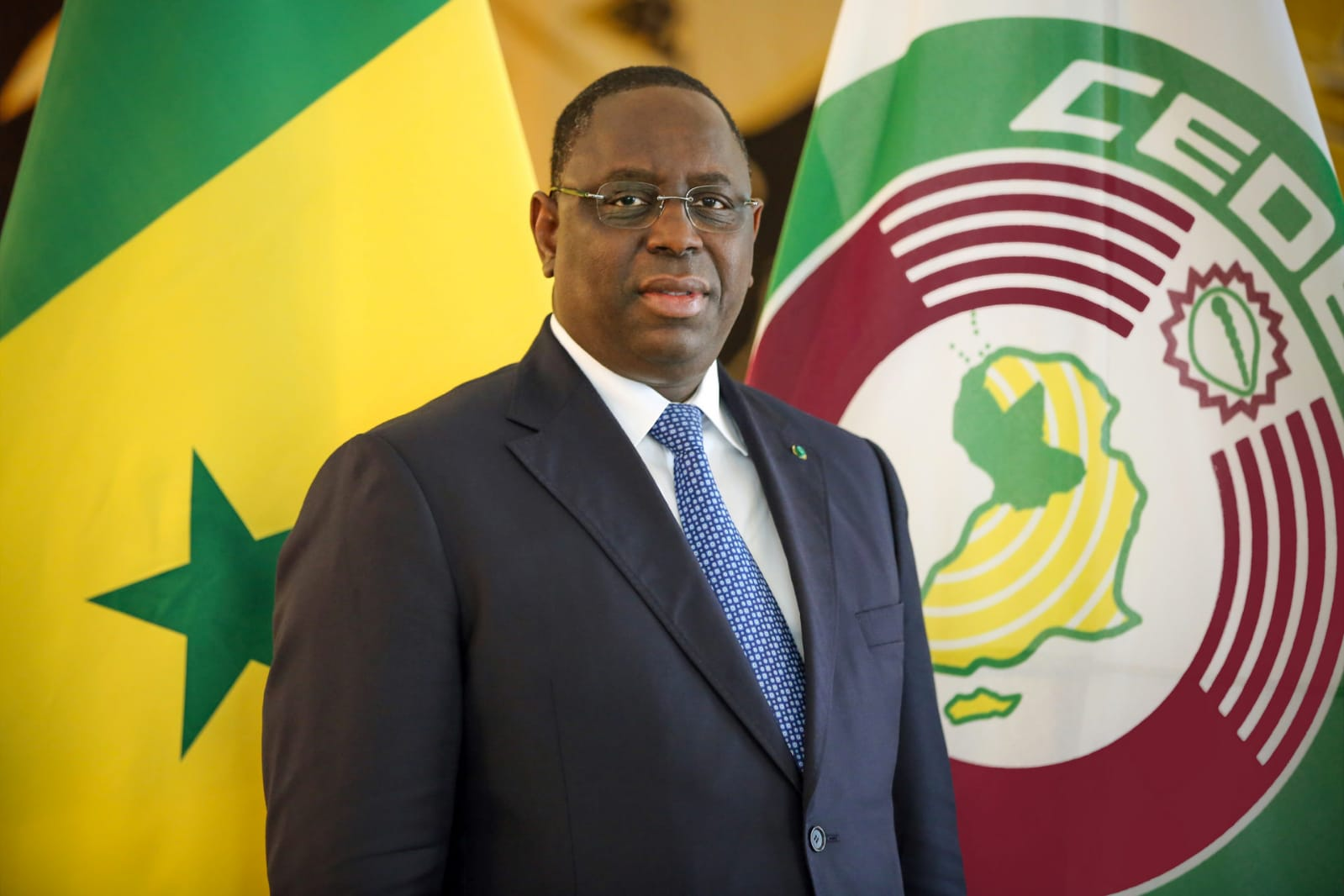 "Africa Oil & Power to Honor Senegal President as ""Africa Oil Man of the Year"". (PHOTO/Africa Oil & Power Conference)"