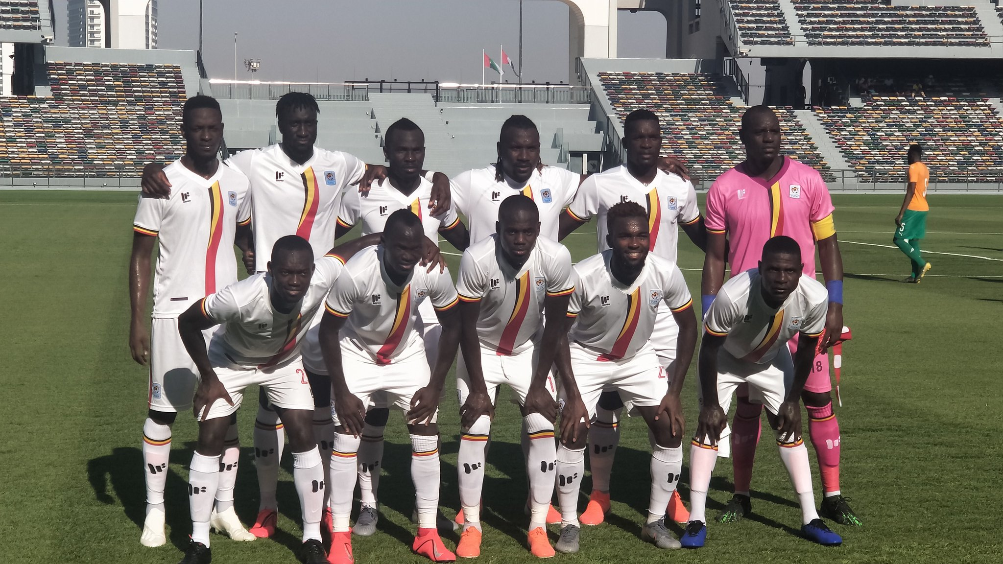 The win on Saturday was Uganda's first at AFCON in 41 years.