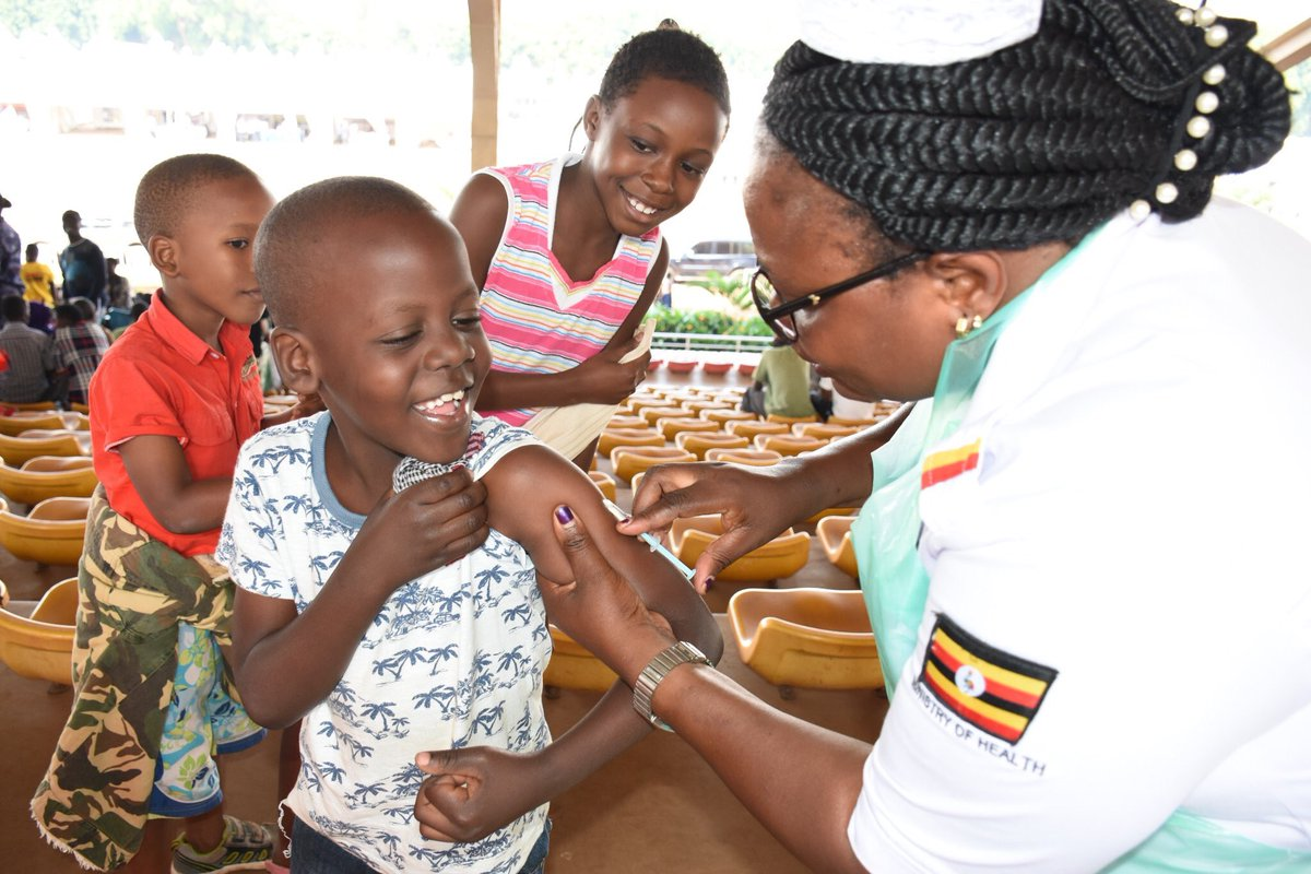 WHO has developed new guidelines on immunization in the context of COVID-19 that stress the need for a dynamic, approach (PHOTO/File)