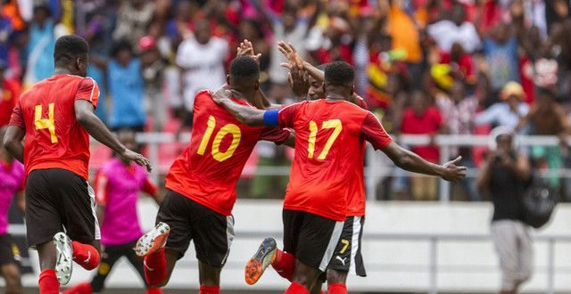 Angola drew 1-1 with Tunisia in their first game. (PHOTOS/AGENCIES)