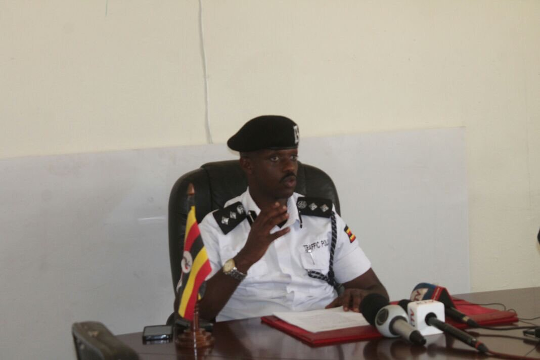 Addressing the media at Catholic Martyrs Shrine Police Command Center, the Deputy Police Spokesperson Polly Namaye said they got intelligence information indicating that some terror associated people have entered Uganda.. (PHOTO/File)