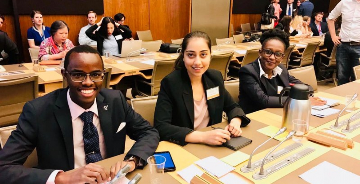 Kenyan students at  Strathmore University Beat their Harvard Counterparts in Global Law Competition