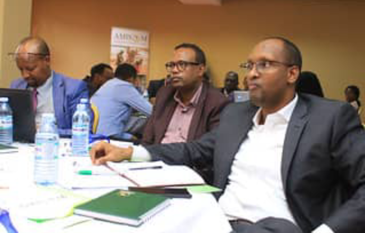 Somalia official have been trained on electoral