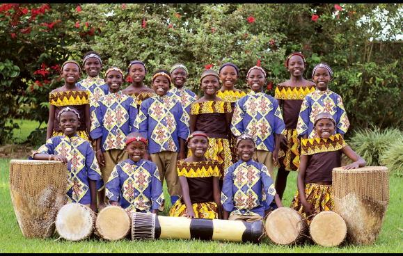 African Children's Choir to takes inspiring song, dance to Fairlawn (PHOTO/agency)