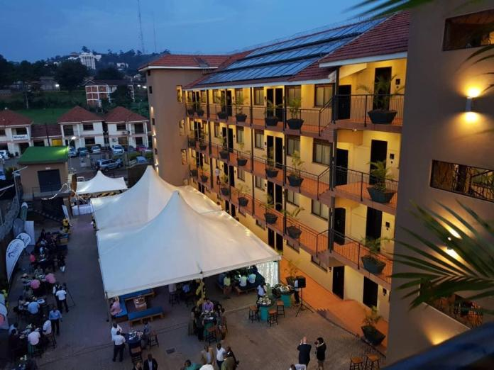Ruparelia Group'svnew  unveils Speke Apartments located in Kampala. (PHOTO/File)