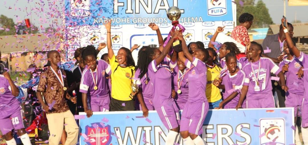 UCU Lady Cardinals won the second edition of the competition last year. (PHOTOS/FUFA)