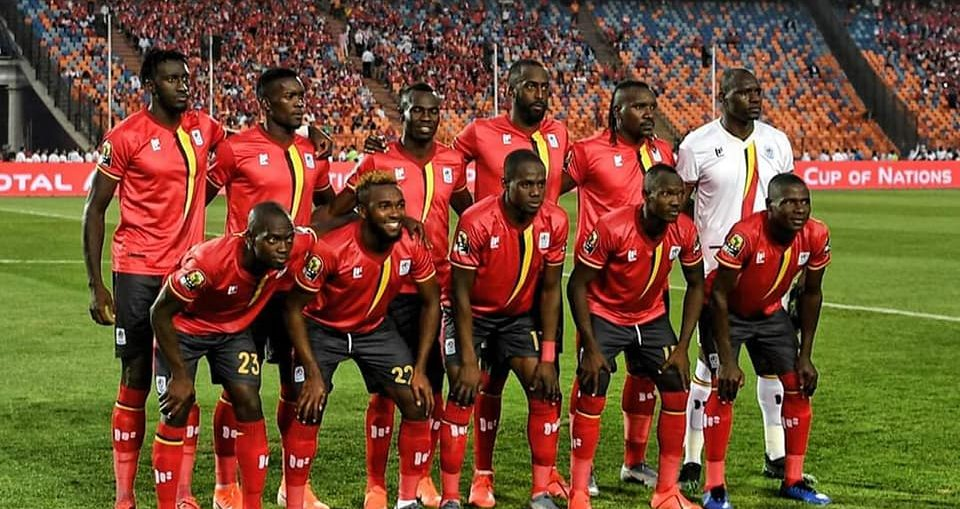 The Uganda Cranes will next take on Malawi on Sunday. (PHOTO/File)