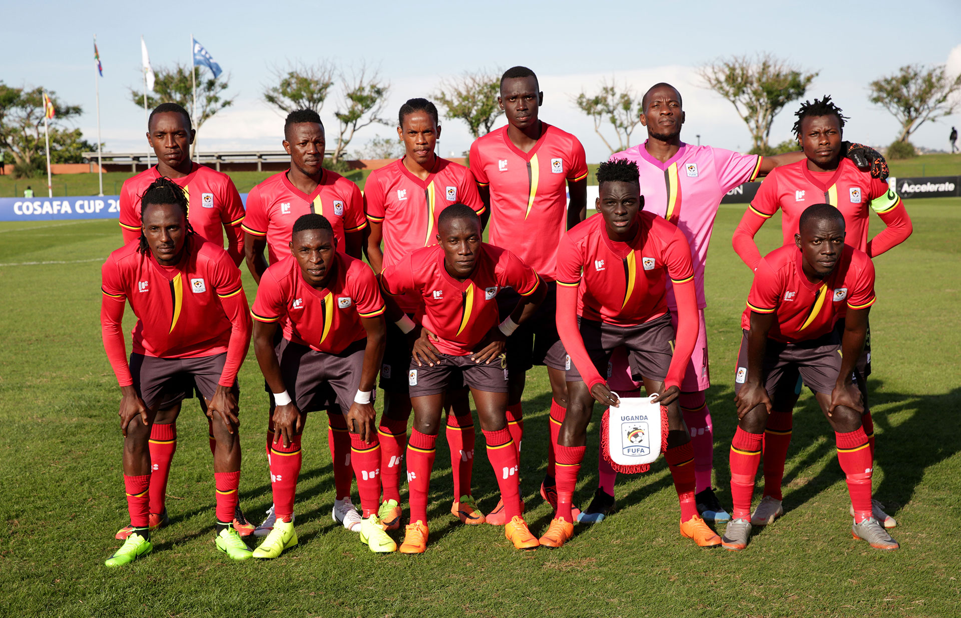 The Cranes fell short in two consecutive penalty shoot-outs.