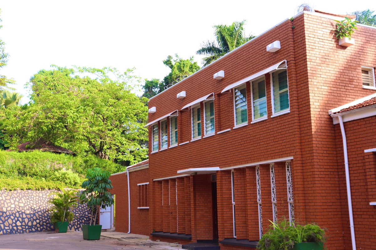 "The official residence of the Vice Chancellor and it's referred to as ""Vice Chancellor's Lodge"", located on the Main Campus along Edge Road."