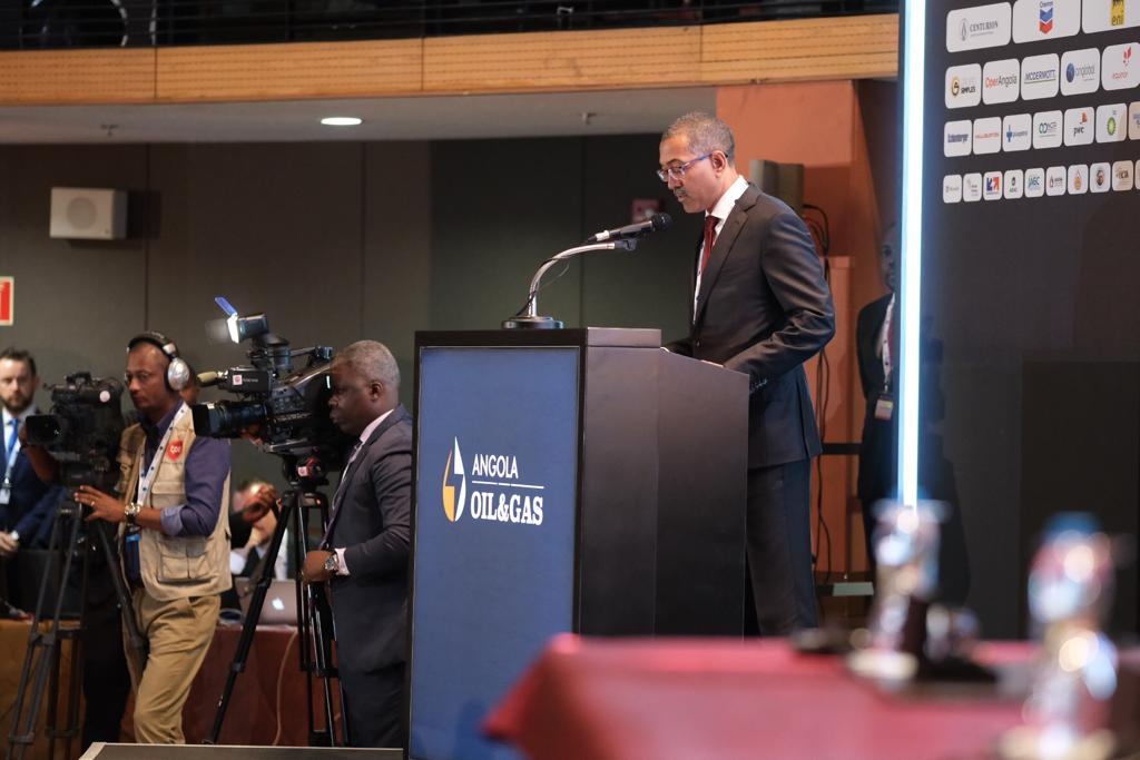 Angola Petroleum Leaders announce Cabinda and Luanda Refinery Agreements, 2019 Licensing Round at Angola Oil & Gas 2019 Conference. (PHOTO/Courtesy)