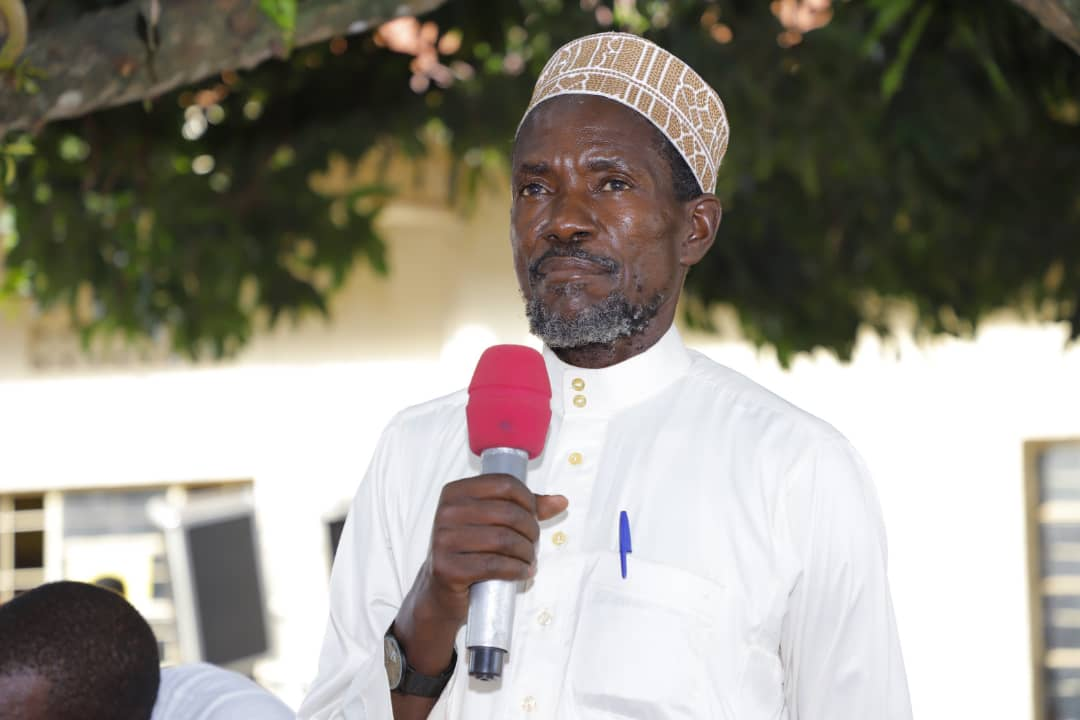 Imam Idi Kasozi, the head of the Uganda Muslim Youth Assembly,