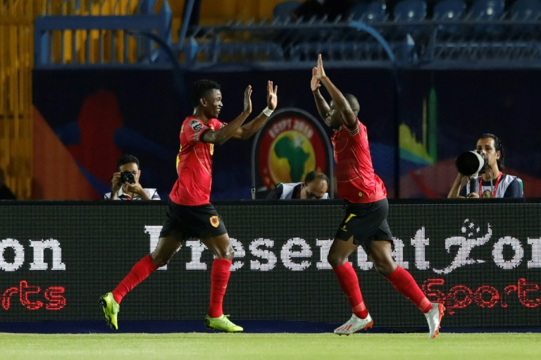 Angola have not lost an AFCON opening game in their last 5 edition. (PHOTOS/Agencies)