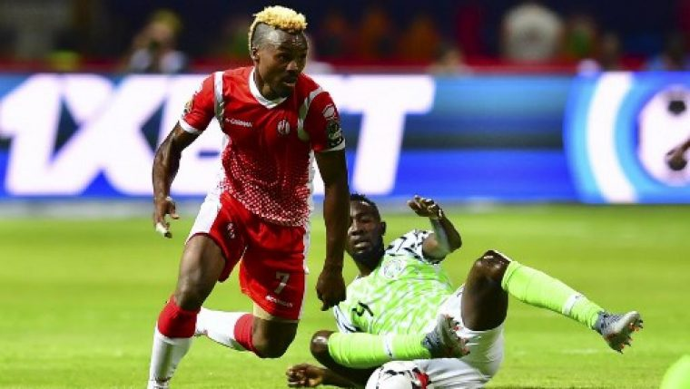 Burundi were impressive in thier loss to Nigeria. (PHOTOS/Agencies)