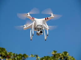 Drone technology is being used to collect and analyse data, and monitor irrigated areas, combat pests. (PHOTO/Courtesy)