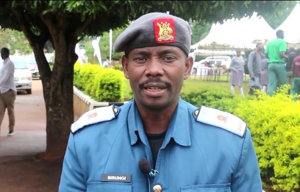 Maj. Edward Birungi