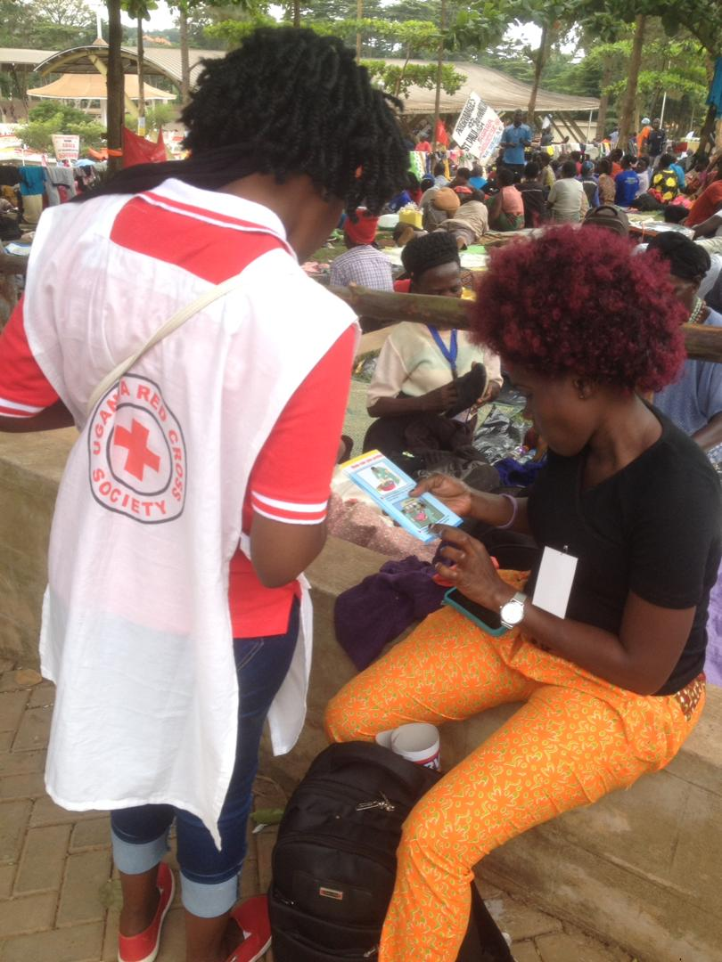 "International Federation of Red Cross and Red Crescent Societies (IFRC) calls for ""reset"" of Ebola response as cases surpass 2,000. (PHOTO/File)"
