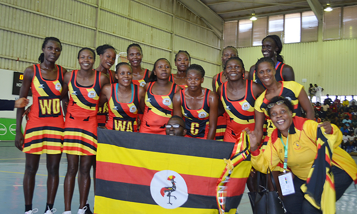 The She Cranes confirmed qualification for the World cup last year. (PHOTOS/AGENCIES)