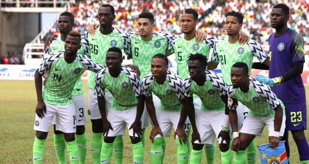 Nigeria has won three AFCON titles. (PHOTOS/AGENCIES)