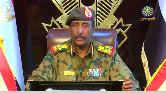 Sudan military leader under international spotlight after armed forces raided peaceful protestors and fired live bullets, killing hundreds. (PHOTO/File)