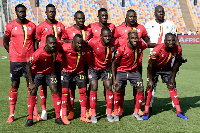 The Cranes returned to AFCON in 2017 after a 38 year absence.