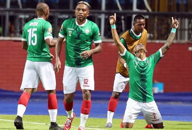 Madagascar drew 2-2 with Guinea last weekend.