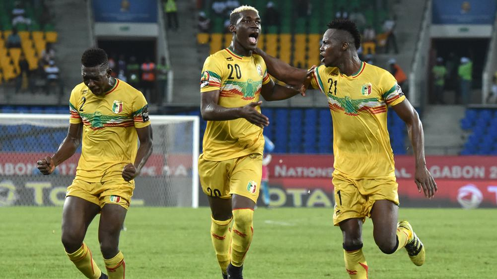 Mali have failed to progress past the groups in the last two AFCONS. (PHOTO/AGENCIES)