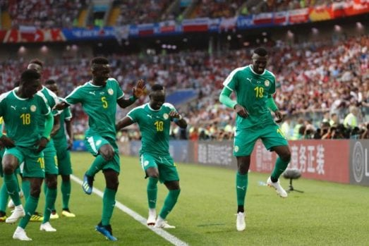 Senegal defeated Uganda to reach the quarter ginals(PHOTOS/Courtesy)