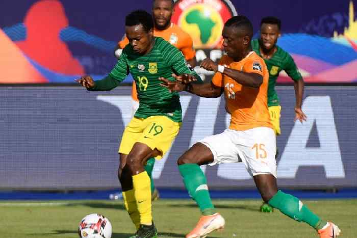 South Africa lost 0-1 in their opening game on Sunday. (PHOTOS/Agencies)