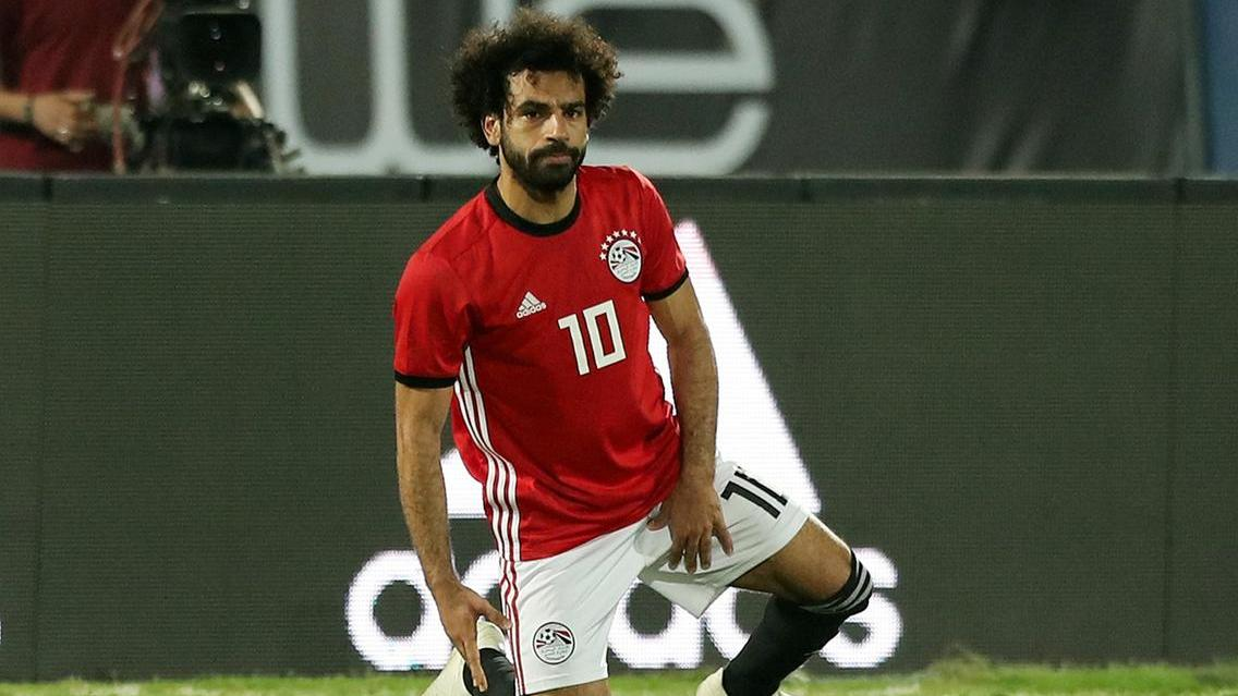 Salah may be rested for the game against Uganda.
