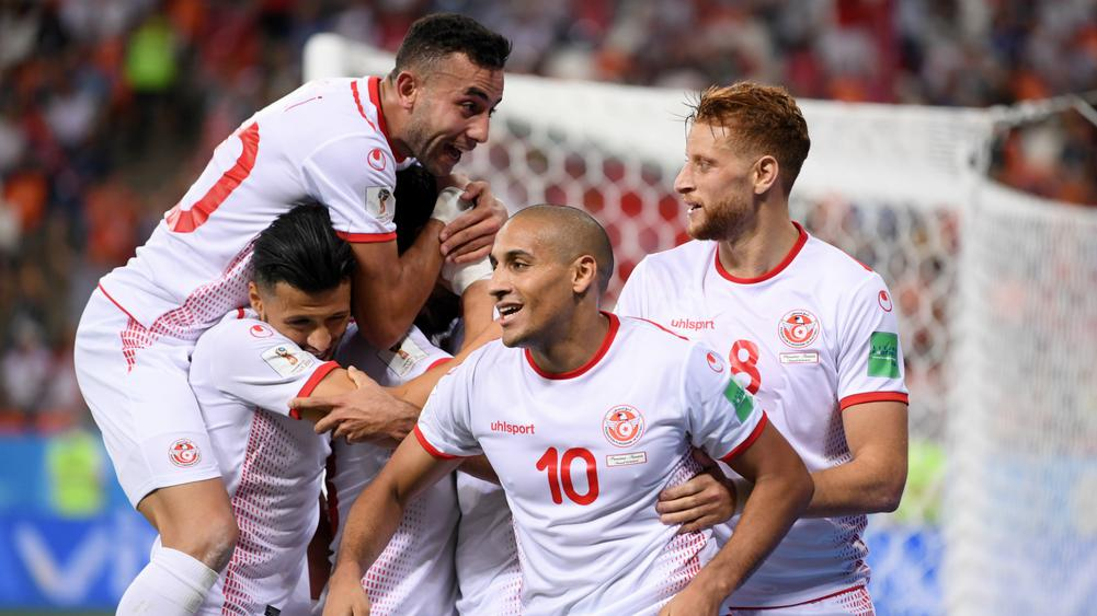 Tunisia are favourites in Group E. (PHOTOS/Agencies)