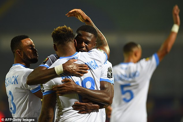DR Congo finish third in Group A. (PHOTOS/Agencies)