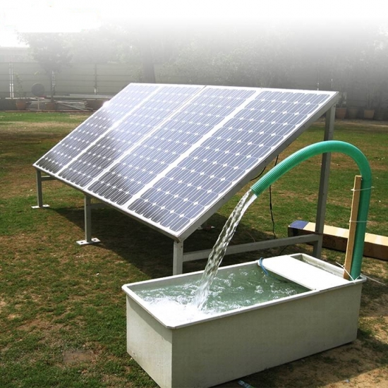 President Yoweri has on Tuesday, July 30 revealed that the government will work to enable the manufacturing of solar-powered water pumps